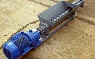 Насосы для бетона (героторный, бетонный)