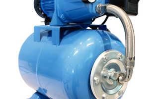 Автоматический насос (автомат) для воды
