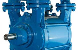 Вакуумный водокольцевой насос (ВВН): принцип работы
