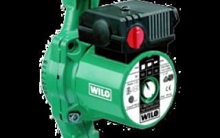 Циркуляционные насосы Wilo Star (Вило Стар): характеристики, модели