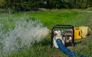 Дренажные насосы для откачки воды из колодца: как выбрать, установка