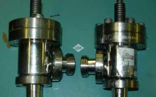 Клапан вакуумного насоса (обратный): устройство, назначение