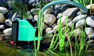Дренажные насосы для откачки воды: погружные, поверхностные