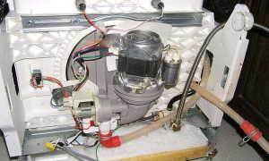 Насос для посудомоечной машины (циркуляционный, сливной)