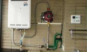 Насос Grundfos UPA для повышения давления воды