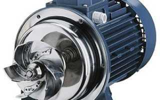 Рабочее колесо насоса (центробежного): материал, расчет, виды