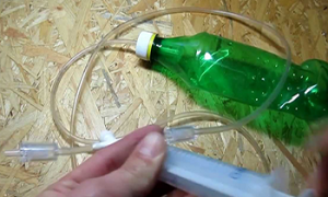 Как сделать вакуумный насос своими руками (самодельный)?