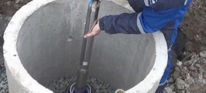Центробежный насос для скважины (скважинный): установка, устройство