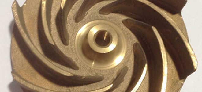 Крыльчатка насоса (водяного): как снять?